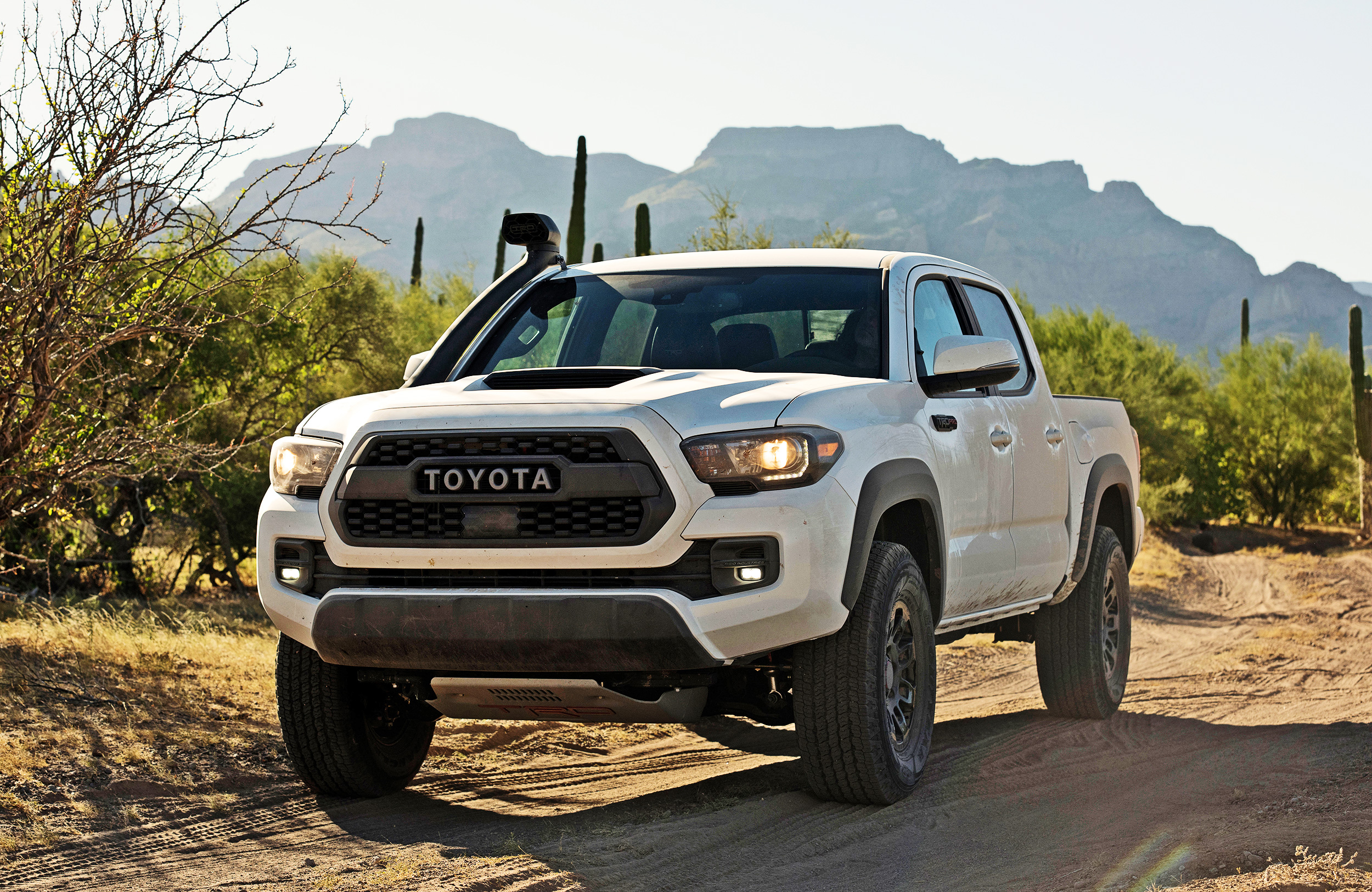 2019 toyota tacoma specs and features msn autos. Black Bedroom Furniture Sets. Home Design Ideas