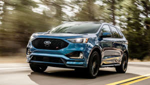 2019 Ford Edge Road Test