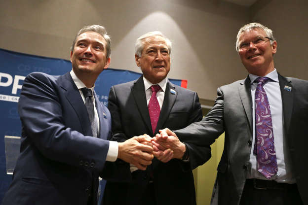 New Tpp Deal Signed By Nz In Chile