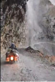 Brave Bikers Travel Across Dangerous Road to Pangi Valley
