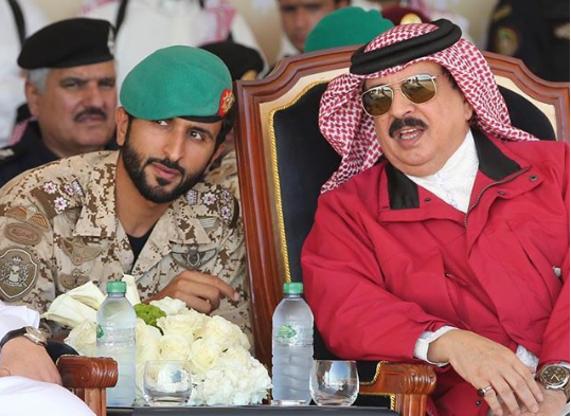 Meet Sheikh Mohammed's son in law, Sheikh Nasser bin Hamad