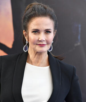Lynda Carter arrives at the Premiere Of Warner Bros. Pictures' 'Wonder Woman' at the Pantages Theatre on May 25, 2017 in Hollywood, California.  (Photo by Steve Granitz/WireImage)