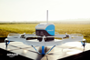 An Amazon Air delivery drone in December 2016 delivered a package to Cambridge, England in just 13 minutes. A new patent awarded to Amazon on March 20, 2018, would allow its delivery drones to learn and respond to human gestures.