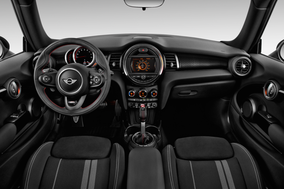 2017 Mini Cooper John Cooper Works Hardtop Interior Photos Msn Autos