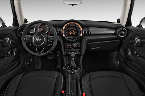 Mini Cooper Interior >> 2017 Mini Cooper Interior Photos Msn Autos