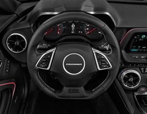 2018 Chevrolet Camaro 2ss Coupe Interior Photos Msn Autos