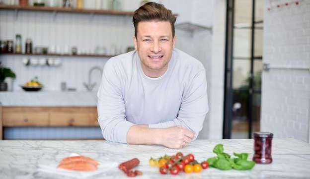 Clever kochen wie Jamie Oliver – mit 5 Zutaten!