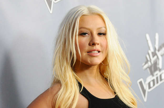 Christina Aguilera Career In Pictures