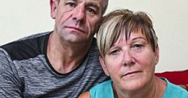British couple thrown in Greek jail over a holiday snap: Grandparents are accused of spying after taking a picture of two dinghies