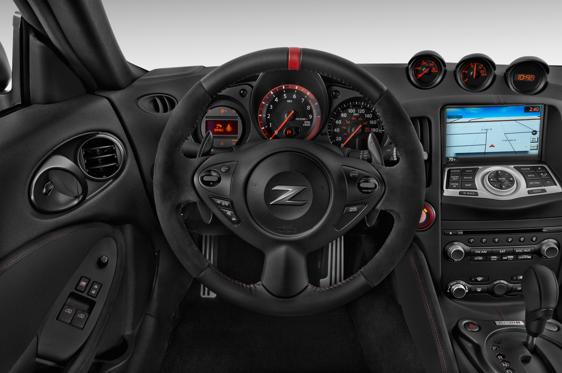 2019 Nissan 370Z Coupe NISMO 7A/T Interior Photos - MSN Autos
