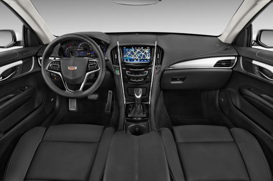 2017 Cadillac Ats Coupe >> 2017 Cadillac Ats Coupe 2 0t Awd Interior Photos Msn Autos