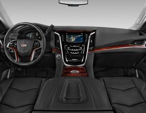 2017 Escalade Interior >> 2017 Cadillac Escalade Esv Interior Photos Msn Autos
