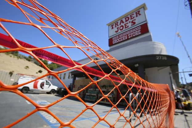 LAPD officer fired bullet that killed Trader Joe's employee