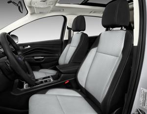 2017 Ford Escape Interior Photos Msn Autos