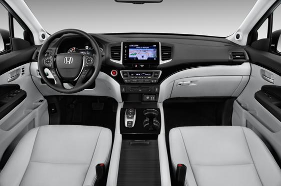 Slide 1 Of 11 2017 Honda Pilot