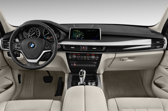 2017 Bmw X5 Xdrive35i Interior Photos Msn Autos