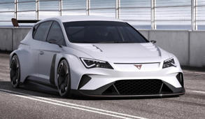 The First-Ever Electric Touring Car Is Eco-Friendly and Extremely Fast