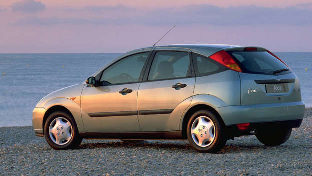 20 Years of the Ford Focus: in pictures