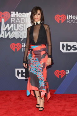 Slide 17 de 49: INGLEWOOD, CA - MARCH 11:  Camila Cabello arrives at the 2018 iHeartRadio Music Awards which broadcasted live on TBS, TNT, and truTV at The Forum on March 11, 2018 in Inglewood, California.  (Photo by Rachel Murray/Getty Images)