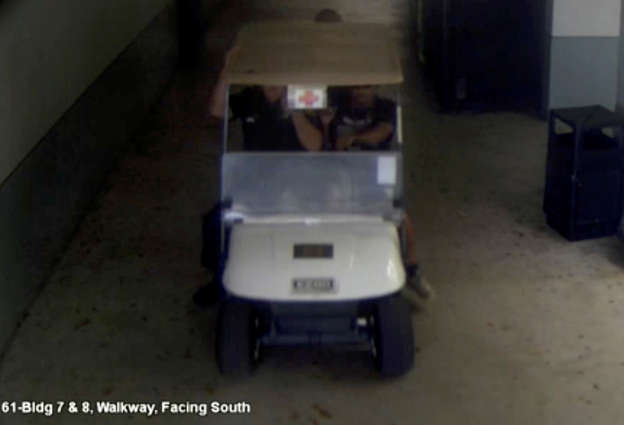 Video shows deputy getting into golf cart, driving away during ... on golf cart smashed, golf cart damage, golf cart museum, golf cart modified, golf cart extended, golf cart industrial, golf cart school, golf cart cities, golf cart hotel, golf cart sunk,