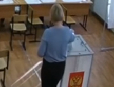 CCTV shows alleged election violations in Russia