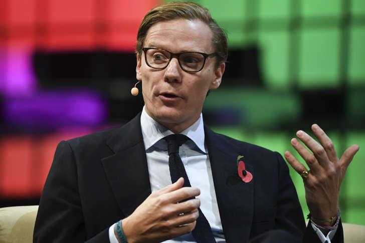 Alexander Nix, PDG de Cambridge Analytica