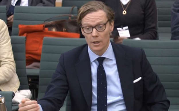 Chief Executive of Cambridge Analytica