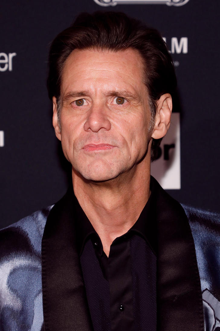 Jim Carrey attends the 2017 Harper ICONS party at The Plaza Hotel on September 8, 2017 in New York City.  (Photo by Taylor Hill/FilmMagic)