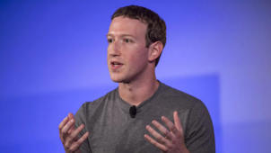 a screen shot of Mark Zuckerberg: Lawmakers demand answers from Facebook on personal data scandal