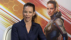 Evangeline Lilly Interview