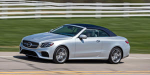 2018 Mercedes-Benz E-class Coupe and Cabriolet in Depth: E Is for Elegant: Read our most comprehensive review of the 2018 Mercedes-Benz E-class coupe and cabriolet's standard features, trim levels, and available options.