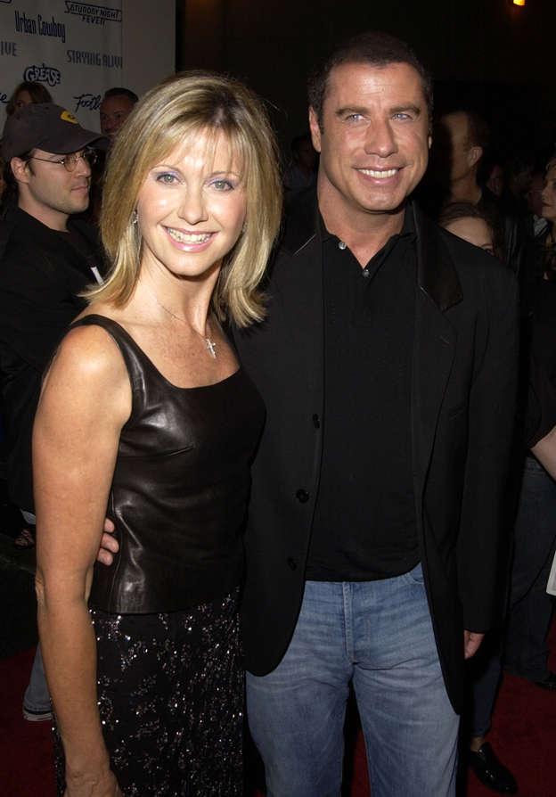 She\'s every guy\'s dream\': John Travolta recalls how he persuaded ...