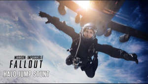 "Some missions are not a choice. Watch the official featurette from Mission: Impossible - Fallout starring Tom Cruise where he completes a High Altitude Low Open skydive jump from over 25k feet. See it in theatres 7.27.18.   Facebook: https://facebook.com/MissionImpossibleMovie  Instagram: https://www.instagram.com/missionimpossible Twitter: https://twitter.com/missionfilm Hashtag: #MissionImpossible   The best intentions often come back to haunt you. ""MISSION: IMPOSSIBLE – FALLOUT"" finds Ethan Hunt (Tom Cruise - ""Top Gun,"" ""American Made,"" ""The Mummy"") and his IMF team (Alec Baldwin – ""Saturday Night Live,"" ""The Boss Baby,"" ""Beetlejuice,"" Simon Pegg – ""Star Trek,"" ""Ready Player One,"" Ving Rhames – ""Pulp Fiction,"" ""Guardians of the Galaxy Vol. 2"") along with some familiar allies (Rebecca Ferguson – ""The Greatest Showman,"" ""The Girl on the Train,"" Michelle Monaghan – ""The Bourne Supremacy,"" ""The Heartbreak Kid"") in a race against time after a mission gone wrong.  Henry Cavill (""Justice League,"" ""Man of Steel""), Angela Bassett (""Black Panther,"" ""American Horror Story""), and Vanessa Kirby (""Me Before You,"" ""The Crown"") also join the dynamic cast with filmmaker Christopher McQuarrie (""Jack Reacher"") returning to the helm.   Paramount Pictures Corporation (PPC), a major global producer and distributor of filmed entertainment, is a unit of Viacom (NASDAQ: VIAB, VIA), home to premier global media brands that create compelling television programs, motion pictures, short-form content, apps, games, consumer products, social media experiences, and other entertainment content for audiences in more than 180 countries.   Connect with Paramount Pictures Online:   Official Site: http://www.paramount.com/ Facebook: https://www.facebook.com/Paramount Instagram: http://www.instagram.com/ParamountPics Twitter: https://twitter.com/paramountpics YouTube: https://www.youtube.com/user/Paramount"