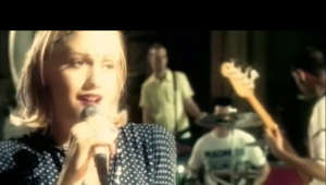 a close up of a person: Best of No Doubt: https://goo.gl/arujs7 Subscribe here: https://goo.gl/HRNLKB   Music video by No Doubt performing Don't Speak. (C) 2003 Interscope Records