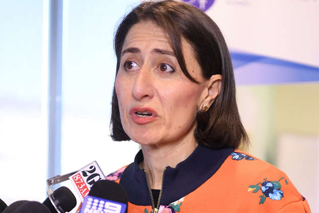 NSW premier 'fine' with abortion question
