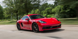 2018 Porsche 718 Cayman in Depth: Yes, It's That Good: Read our most comprehensive review of the 2018 Porsche 718 Cayman's standard features, trim levels, and available options.