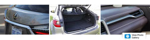 a close up of a car: Cargo Space and Storage
