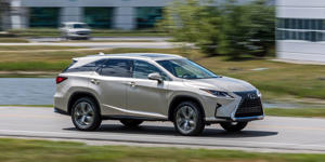 2018 Lexus RX: Read our most comprehensive review of the 2018 Lexus RX's standard features, trim levels, and available options.