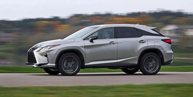 Fuel Economy And Driving Range Learn More About The 2018 Lexus Rx Article