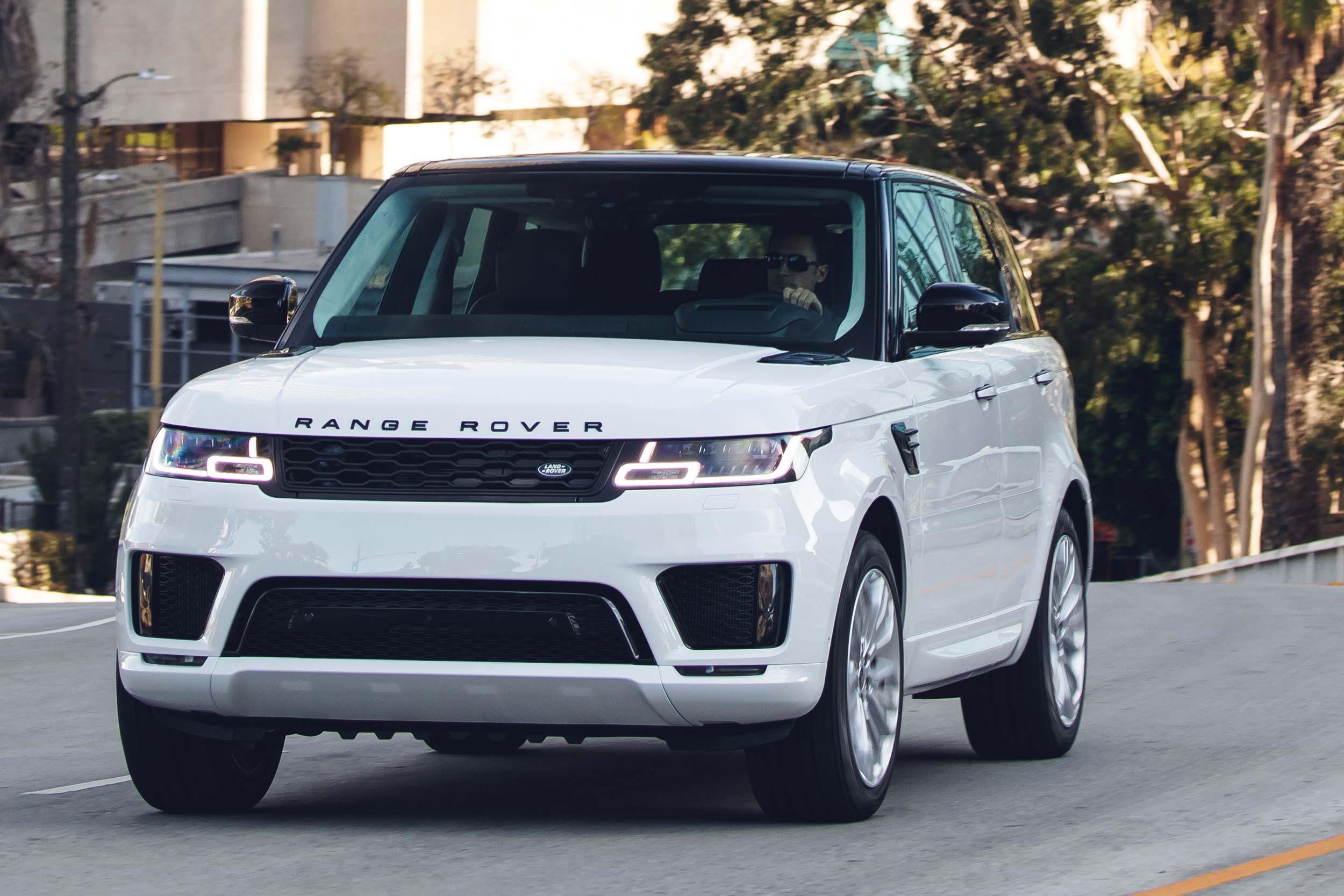 2019 land rover range rover sport se td6 diesel reviews msn autos. Black Bedroom Furniture Sets. Home Design Ideas