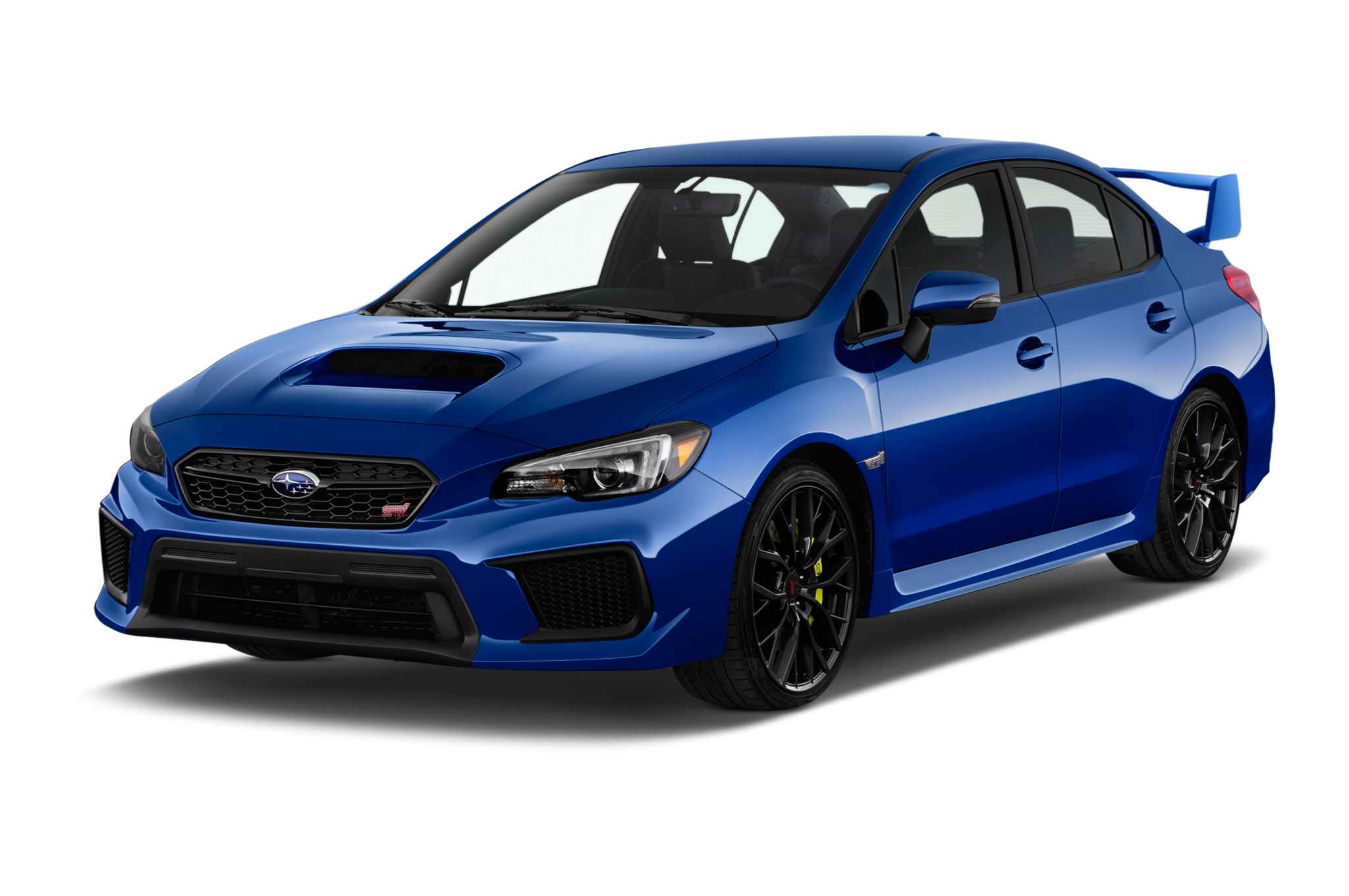 2019 Subaru WRX STI Overview