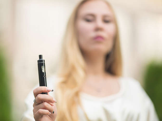 Vaping may damage immune system and lead to lung disease