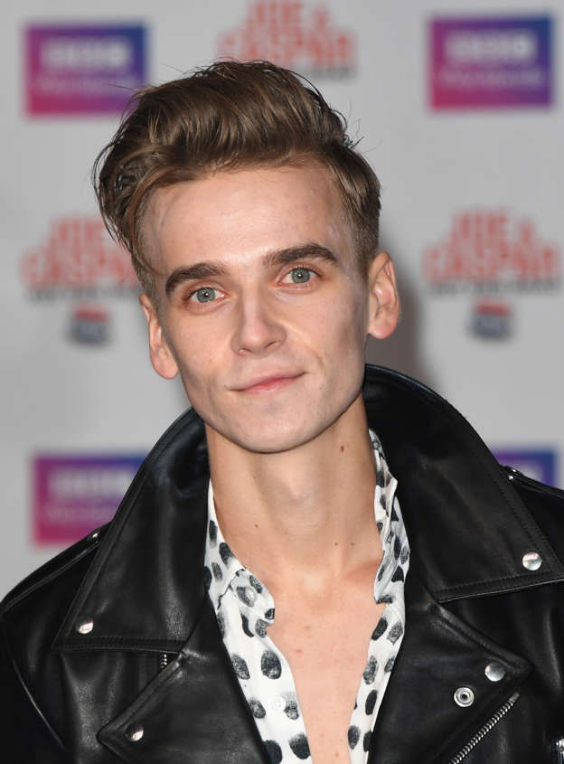 strictly come dancing youtube star and zoella s brother joe sugg is