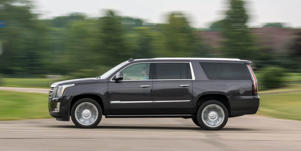 Fuel Economy and Driving Range: From city, highway, and combined EPA ratings to our own real-world fuel-economy test, see how the Escalade performs versus the competition.