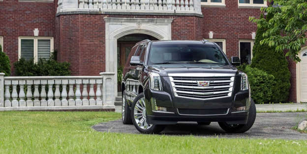 2018 Cadillac Escalade Engine And Transmission