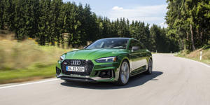 The Audi RS5 Sportback Makes the Case for High-Performance Hatchbacks: Audi imbues its RS5 Sportback with the same 444-hp thrills as the RS5 coupe and the RS4 wagon, creating a compelling third member of the family.
