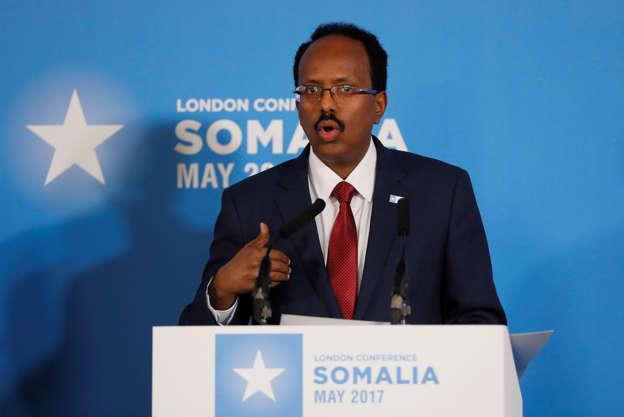 Somalia President Shakes Up Security Posts Amid Islamist Threat