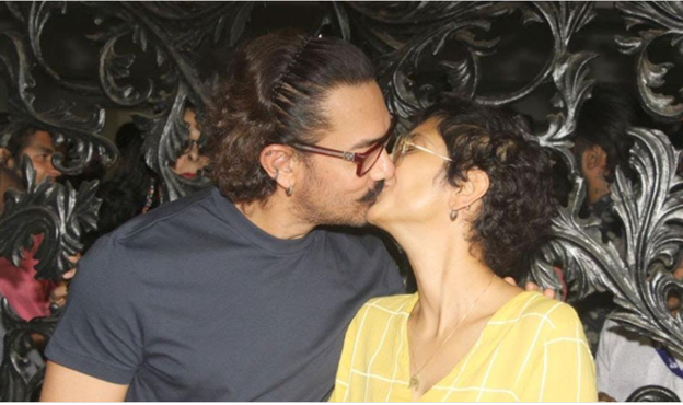 Aamir Khan Talks About Falling For Kiran Rao After His Divorce With