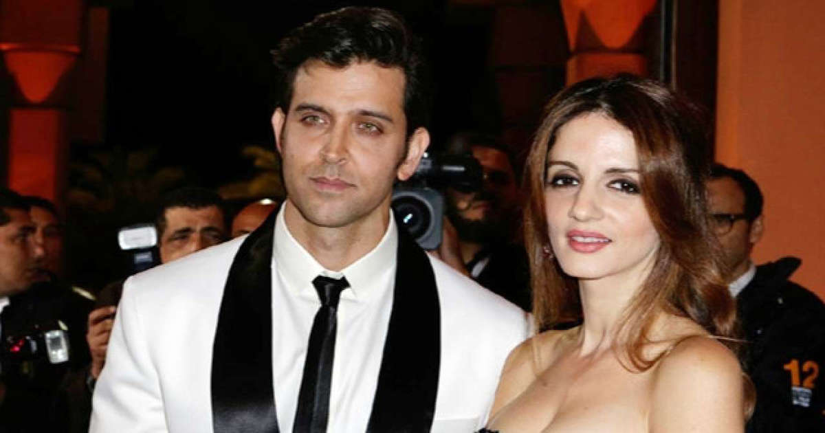 Remarriage Hrithik Roshan And Sussanne Khan Are Together For A