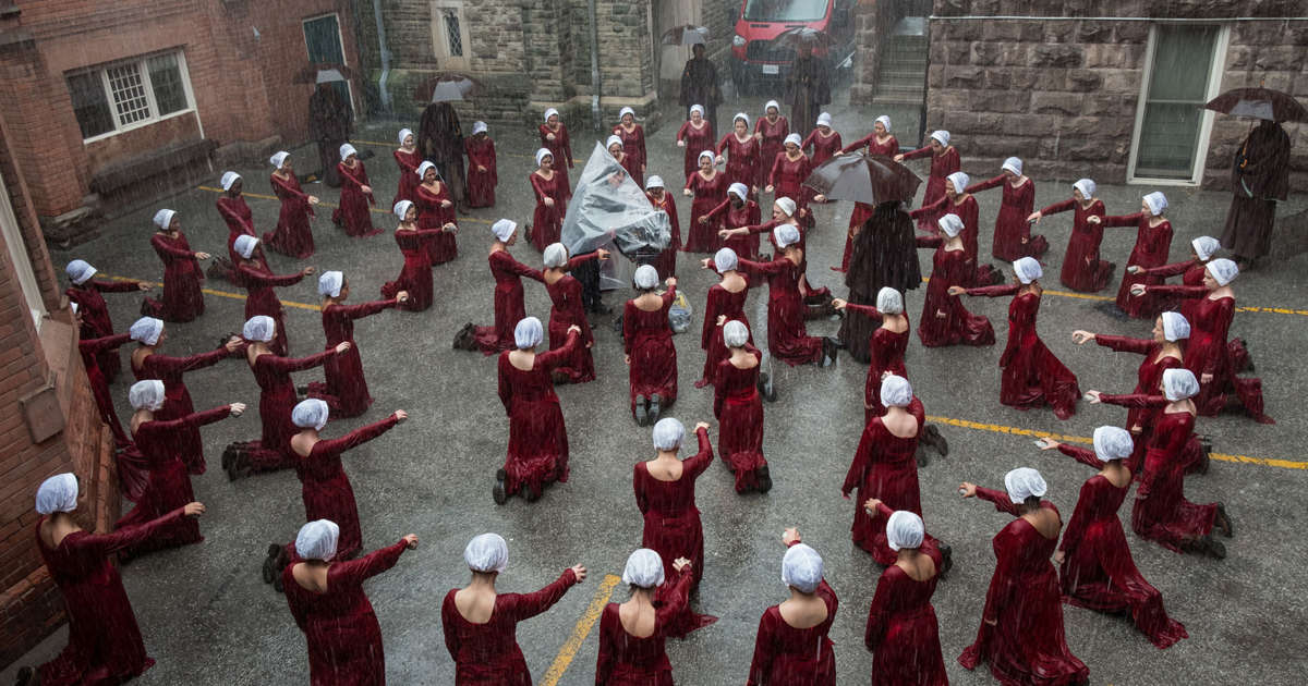 The HandmaidS Tale Staffel 1